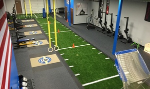 Moro Performance: One-Month Membership with a Personal-Training Session at Moro Performance (69% Off)