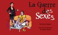 """Comédie """"La guerre des sexes"""" le 12 janvier 2017 dès 22 € au Kabaret Champagne Music Hall à Tinqueux"""
