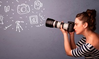 Three-Hour Photography Workshop for One ($59) or Four People ($199) at The Photography Studio(Up to $2,760 Value)