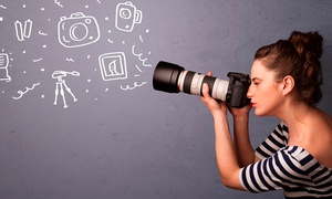 The Photography Studio: Three-Hour Photography Workshop for One ($59) or Four People ($199) at The Photography Studio (Up to $2,760 Value)