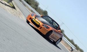 idream - חווית נהיגה ספורטיבית: להיות נהג מירוצים ליום אחד! חוויה מהירה ועוצרת נשימה על רכב גולף GTI או הונדה s2000 החל מ-499 ₪ בלבד