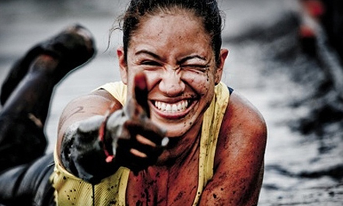Ultimate Gladiator Dash - Las Cruces: $39 for Entry to the First Annual Over the Dam Dash Presented by Ultimate Gladiator Dash on April 27 ($79 Value)