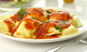 Zaza's Clarendon Hills: Italian Cuisine for Dinner on Friday–Saturday or Sunday–Thursday at Zaza's Clarendon Hills (Up to 50% Off)