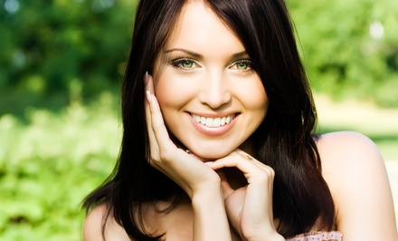 $99 for Dental Exam with X-rays, Cleaning, and Custom Whitening Gear at Night Owl Dental ($551 Value)