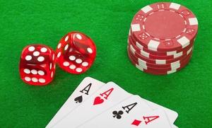 50% Off Cards (Poker) at Casino Biz Training, plus 6.0% Cash Back from Ebates.