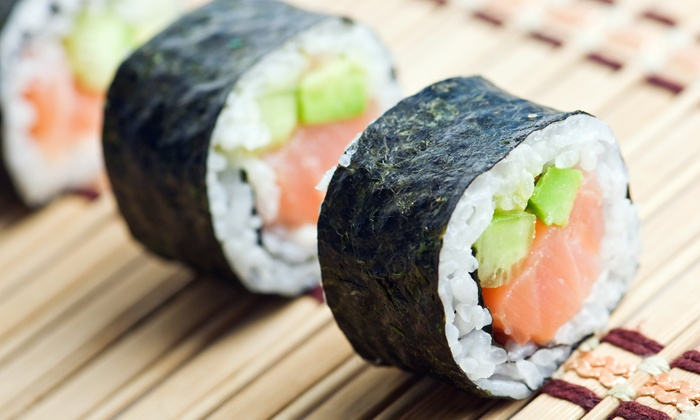 The Spice Chica - Raw Canvas Building: How to Prep Sushi Makimonos Class for Two or Four at The Spice Chica (Up to 58% Off)