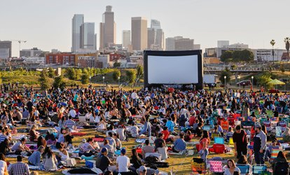 image for 2 or 4 General Admission Tickets to Any Show, or 1 or 2 Season Passes to Street Food Cinema (Up to 43% Off)