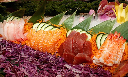 $20 Groupon to Eat Well Sushi & Grill - Eat Well Sushi & Grill in Memphis