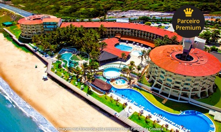 Natal/RN: 2, 3, 5 ou 7 noites para 2 + café da manhã e late check-out no Hotel Parque da Costeira