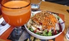 Sacred Chow - Greenwich Village: Vegan Food for Two or Four at Sacred Chow (45% Off)