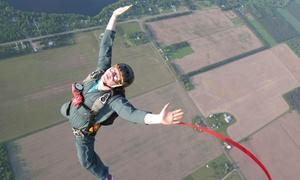 Florida Parachute Center: $105 for a Solo Jump Training Package from Florida Parachute Center ($199 Value)