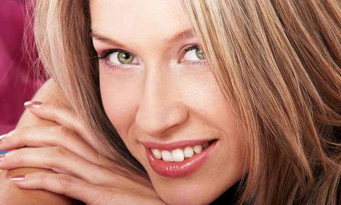 Karen Pitman at Headquarters Hair Care Salon - Saginaw: Haircut with Optional Color with Karen Pitman at Headquarters Hair Care Salon (Up to 59% Off). Three Options Available.