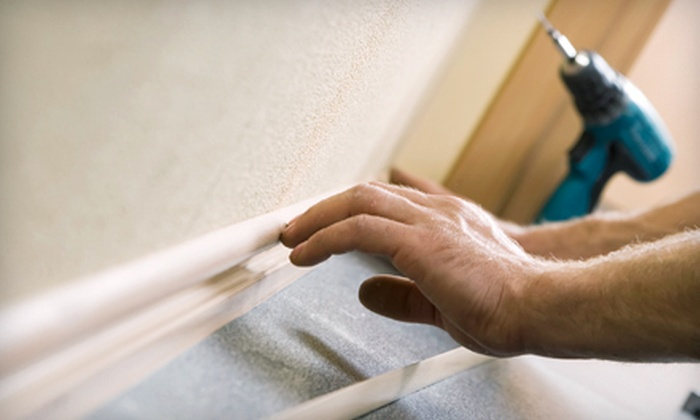 Gust Renovations - Alexandria: $75 Toward Home Remodeling and Renovation