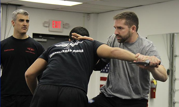 Israeli Krav Maga - Multiple Locations: Four Krav Maga Self-Defense Classes at Israeli Krav Maga (76% Off