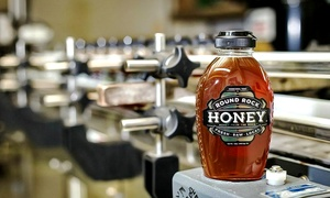 Round Rock Honey: Honey-House Tour for One, Two, or Four, or Beekeeping Class for One or Two at Round Rock Honey (Up to 71% Off)