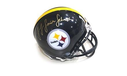 JuJu Smith-Schuster Autographed Memorabilia at Total Sports Enterprises