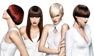 Paul Mitchell The School Arkansas: Hair and Nail Services Packages at Paul Mitchell The School Arkansas (Up to 55% Off). Three Options Available.