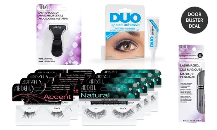 Ardell Ultimate Holiday False-Eyelash Kit : Ardell Ultimate Holiday False-Eyelash Kit