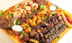 Mijana: Lebanese Cuisine for Lunch or Dinner at Mijana (Up to 49% Off)