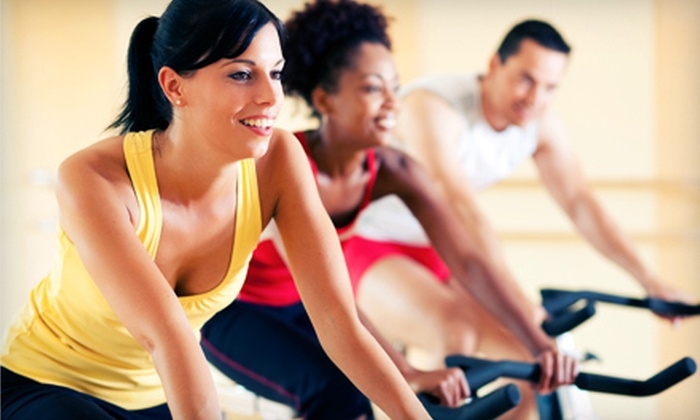 Live Fit - North Vancouver: 10 or 20 Fitness Classes, Including Spin/TRX, Core, Tabata Spin, TRX, and Zumba at Live Fit (Up to 67% Off)