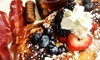 Pretty Toni's Cafe - Valley Stream: Southern Dinner or Brunch Cuisine for Two or Four or More at Pretty Toni's Cafe (Up to 50% Off)