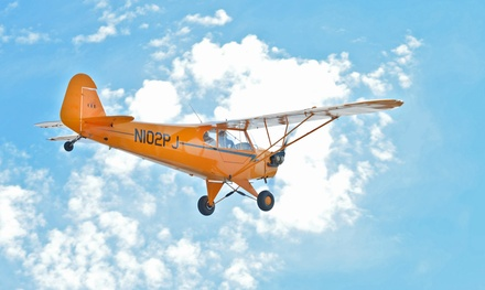 $99 for a 30-Minute  Discovery Flight from Four Winds Aviation ($210 Value)