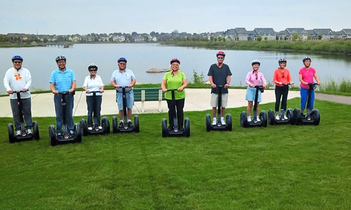 All American Segway - Minneapolis / St Paul: Gateway Trail Segway Tours (50% Off). Five Options Available.