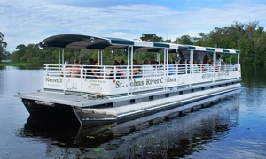 St. Johns River Cruises: $12 for a Two-Hour Narrated Ecological River Cruise from St. Johns River Cruises (Up to $22 Value)