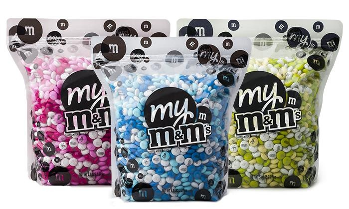 Personalized Gifts, Party Favors, and M&M's from MyMMs.com