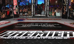 Premier Fighting Championship 17 Mma Event For Two Or Four On Saturday, September 20, At 7 P.m. (up To 57% Off)