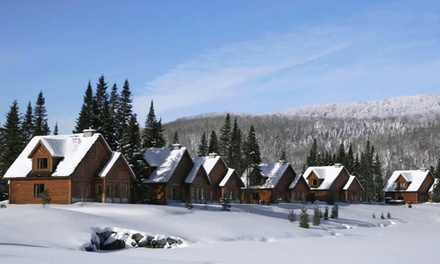 Groupon Deal: 2-Night Stay for Up to Four with Spa Access at Royal Laurentien Tourist Resort in Saint-Faustin–Lac-Carré, QC