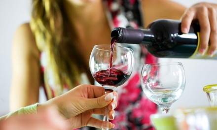 Weinverkostung Zuhause für bis zu 4, 6 oder 8 Personen mit De Kasteelhoeve (bis zu 79% sparen*)