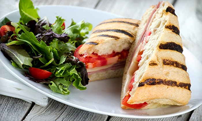 Queen's Bakery - Costa Mesa: Lunch for Two or Four at Queen's Bakery (Up to 54% Off)