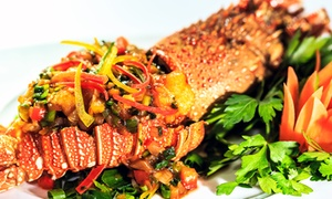 Lee's Wok: Five-Course Chinese Meal for Two, Four or Six at Lee's Wok (Up to 55% Off)