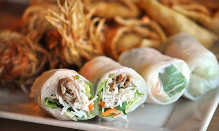 Sawatdee - Uptown: $10 Worth of Thai Cuisine