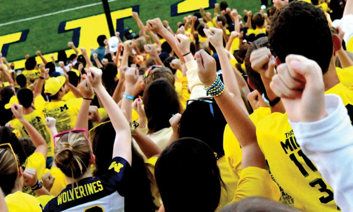 Alumni Association of the University of Michigan: Two-Year Single or Joint Membership to the Alumni Association of the University of Michigan (50% Off)