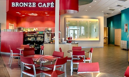 One or Two Groupons, Each Good for One Soup, Cookie, and Sandwich/Salad at Bronze Cafe (Up to 49% Off)