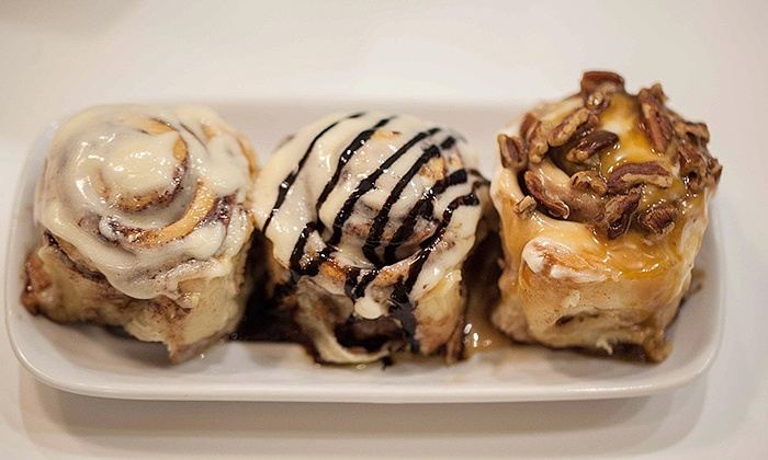 Cinnabon - Southeast Yonkers: Cinnamon Rolls at Cinnabon (Up to 42% Off). Two Options Available.