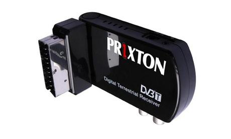 Receptor mini TDT DVB Prixton