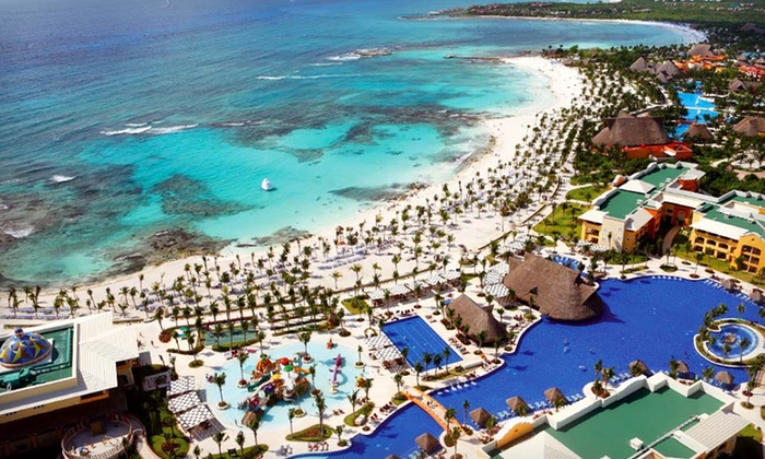 Barceló Maya Palace Deluxe - Riviera Maya, Mexico: 3-, 5-, or 7-Night All-Inclusive Stay at Barceló Maya Palace Deluxe in Playa del Carmen, Mexico