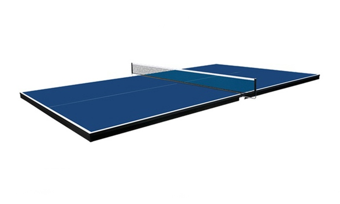 Mr. Flower & Mr. Ping Pong - In Store Pickup: $285 for Pool to Table Tennis Conversion Top w/In-Store Pick Up at Mr. Flower & Mr. Ping Pong ($374 Value)