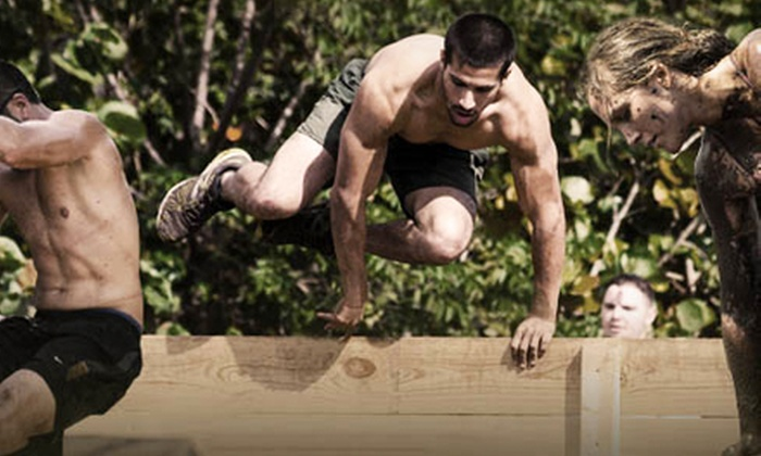 The Ultimate Titan Challenge - Olympia Heights: $55 for Race Entry for One into The Ultimate Titan Challenge on November 16 ($110 Value)