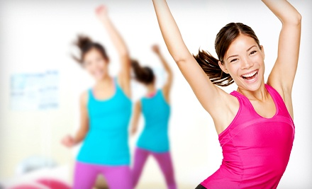 5 or 10 Fitness Classes at The Salvation Army Kroc Center (Up to 59% Off)