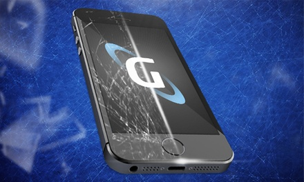 Screen Repair for iPhone 4 or 5, iPod Touch or iPad at Genius Phone Repair (Up to 50% Off)