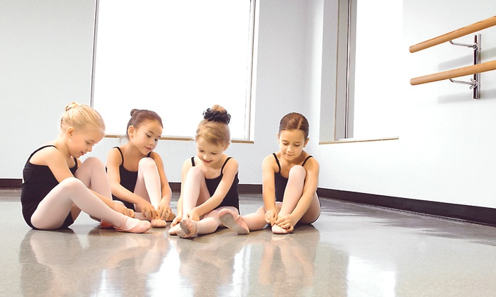 Premiere Dance Studios - Premier Dance of Bridgewater: One Month of Kids' Classes at Premiere Dance Studios (Up to 87% Off). Three Options Available.