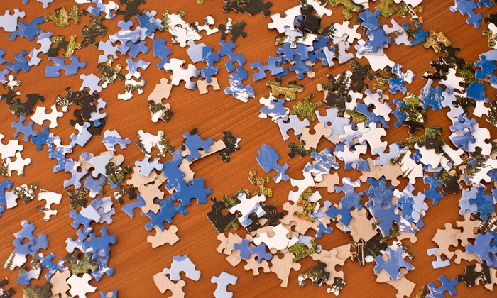 Inkdoodle: 12-Piece or 120-Piece Custom Puzzle from Photo from Inkdoodle (Up to 75% Off)
