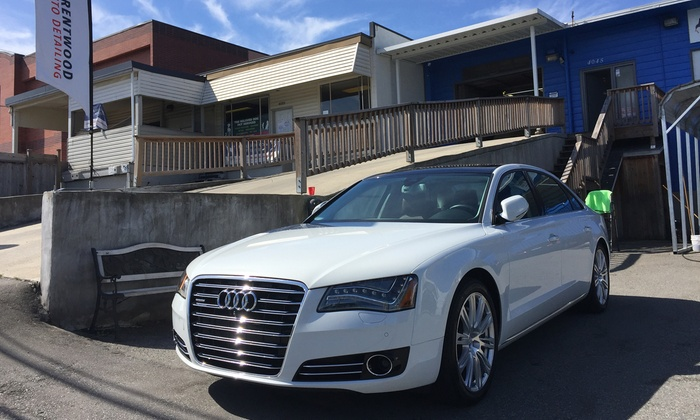 Car Detailing Brentwood Auto Detailing Groupon