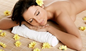 Studio 58 : Hot-Stone Treatment with Massage at Studio 58 (40% Off)