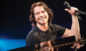 Yanni: Yanni on Monday, February 15 at 7:30 p.m.