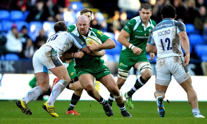 London Irish vs. Saracens - Red Bull Arena: London Irish vs. Saracens Rugby Match on Saturday, March 12, at 3 p.m.